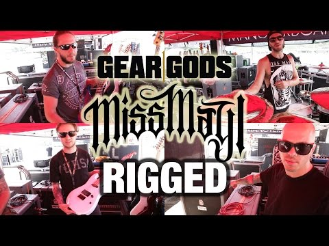GEAR GODS RIGGED - Miss May I