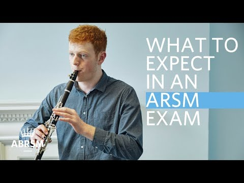 What was the examiner like during the ARSM exam? | ABRSM