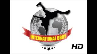 like us on facebook: International BBoy.
