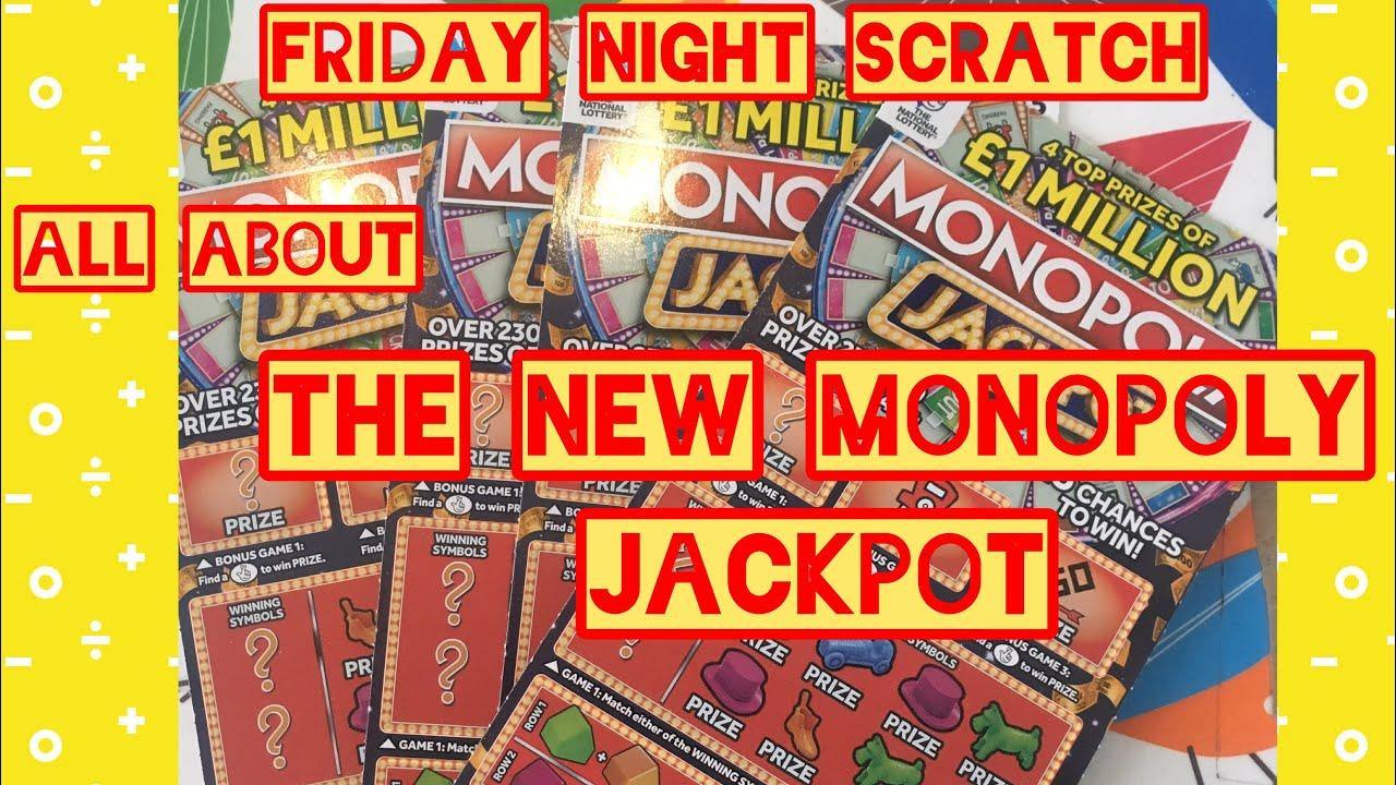 Monopoly Jackpot Code