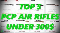 Top 5 Best Budget PCP Air Rifles Under 300$