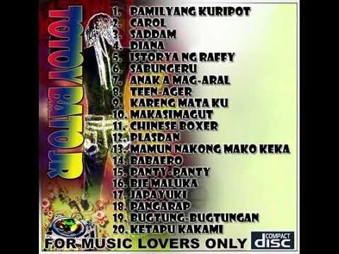 Pulosa Kapampangan songs (Totoy Bato)