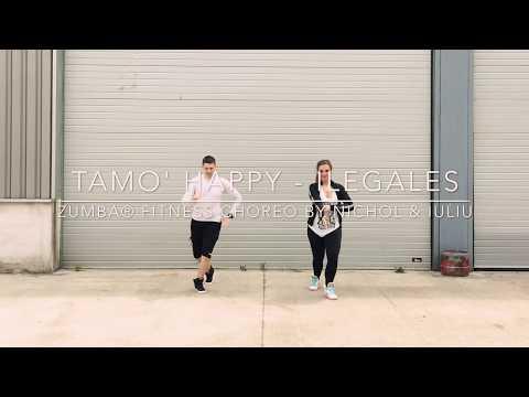 Tamo Happy - Ilegales - Zumba ® Fitness Choreo by Nichol