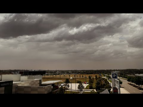 Dust Storm Blankets Parts Of Victoria, NSW