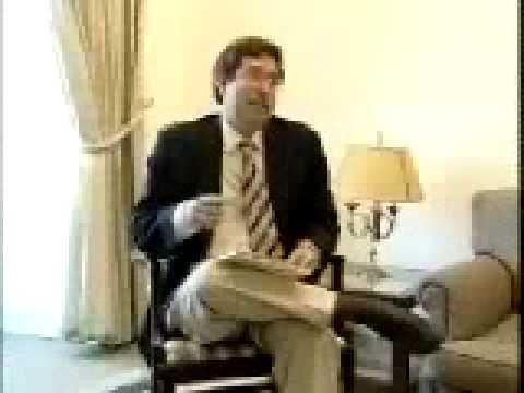 Entrevista a Mariano Gago para o CD-ROM «Cultura Digital» (1/3)