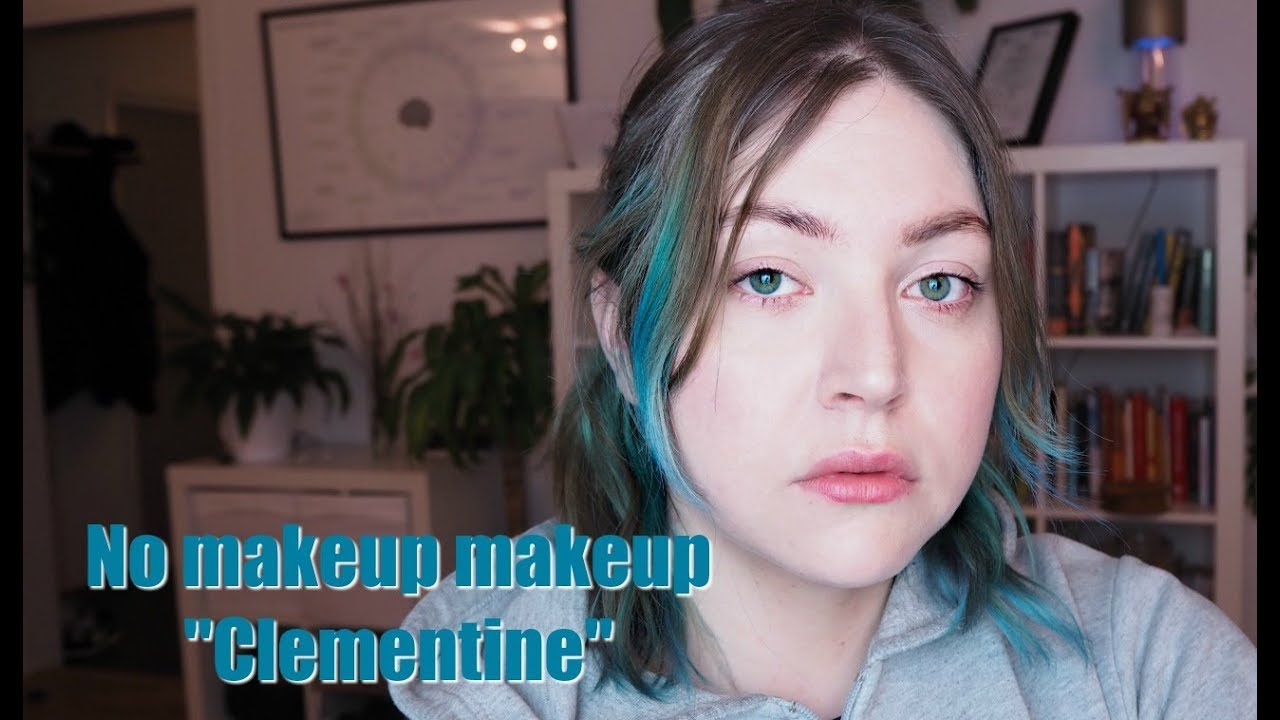 Clementine From Eternal Sunshine Of The Spotless Mind No Makeup Makeup