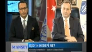 Tvnet-Manset-Ali Değermenci--Serdar Karagöz-Prof. Dr. Mustafa Aydın-18.06.2014-