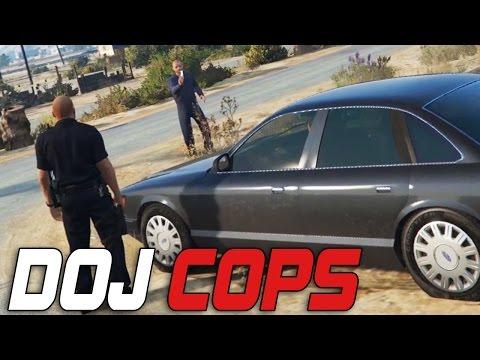 Dept. of Justice Cops #48 - Sovereign Citizen (Criminal)