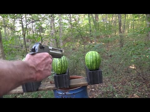 .50 AE Desert Eagle vs Watermelons streaming vf