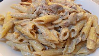 Easy to Cook Tuna Penne Carbonara under 300 pesos