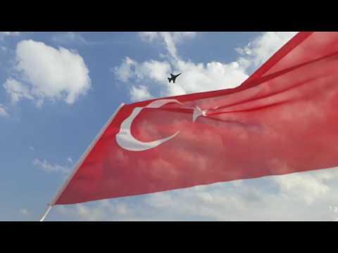 SOLOTÜRK - 30 Ağustos 2017 - Ankara / Gölbaşı