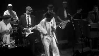 "Eric ""Monty"" Morris - Strongman Samson - live in Chicago 03/01/13"