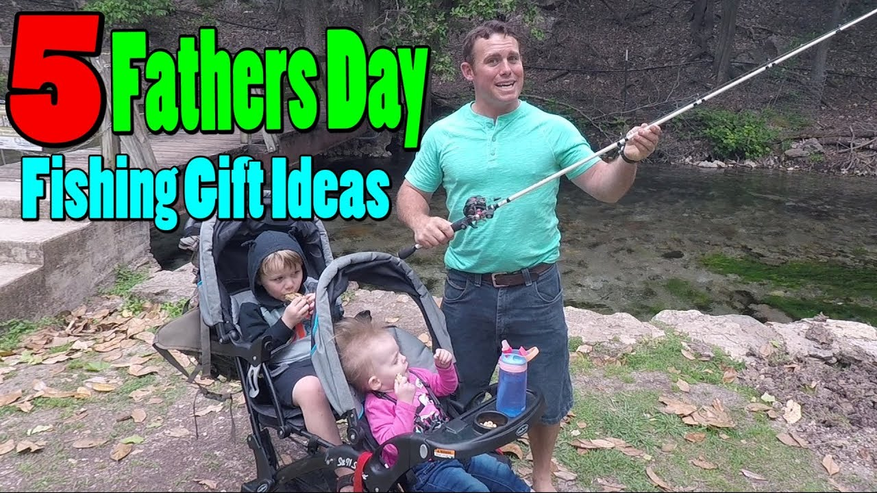 5 Fathers Day Fishing Gift Ideas Youtube
