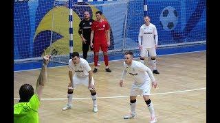 БОРИСОВ-900 (Борисов) - ГРАНИТ (Микашевичи) - 2:2 (1:0). Обзор матча.