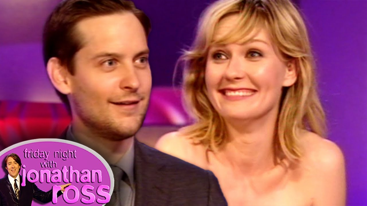 Tobey \u0026 Kirsten Discuss Controversial Spider-Man Changes   Friday Night With Jonathan Ross