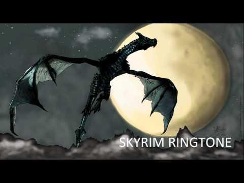 Skyrim Ringtone - Dragonborn