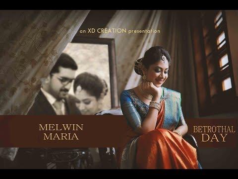 Francis Alukkas daughter betrothal Highlights Melwin & Mariya 2017