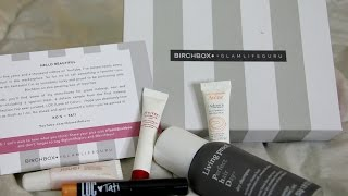 November Birchbox Opening | Glamlifeguru Box