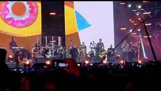 عمرو دياب - جامدة بس لايف - حفلة المنارة ٢٩ فبراير ٢٠٢٠