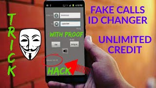 How to get free ID CHANGER UNLIMITED CREDIT FREE Hindi mai (NO ROOT) Video