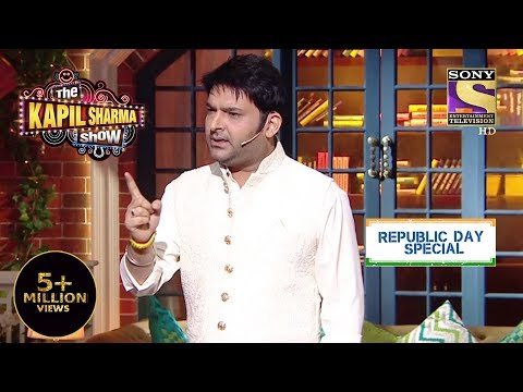 Kapil's Version Of Republic Day   Republic Day Special   CID