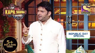 Kapil's Version Of Republic Day | Republic Day Special | CID