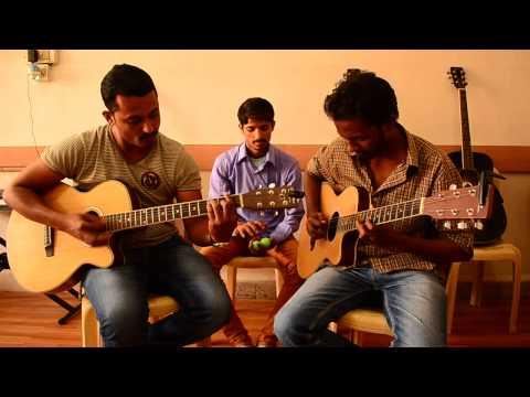 Ajeeb Dastan Hai yeh Guitar Cover by Sargam Palace Satara