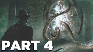 THE SINKING CITY Walkthrough Gameplay Part 4 - DIVING SUIT (FULL GAME)