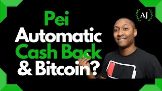Pei App Review - Cash Back in Bitcoin, PayPal, or Gift Cards   Passive Income Ideas 2020