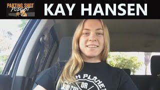 19-year-old Kay Hansen Talks Invicta FC 31 Matchup & Experience In Pro-Boxing