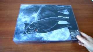 Постельное бельё - Багира(Постельное бельё черного и серого цвета с черной пантерой., 2014-03-20T11:46:14.000Z)
