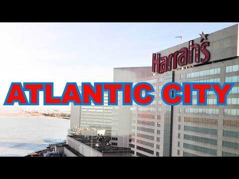 You won't believe how dirty this hotel room is!  (Atlantic City in 2018)