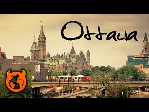 Hanging out in Ottawa, Canada | Naughty Nomad