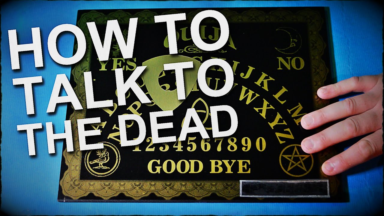how to get a ouija board to work alone