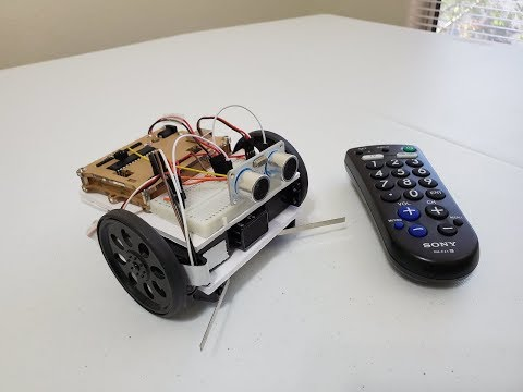 Remote Controlled Robot | Arduino | Automatic Addison