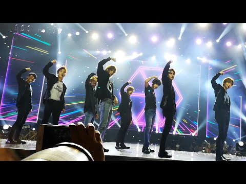 EXO - POWER ( MBC SHOW CHAMPION IN MANILA 2018) - HD!!!!