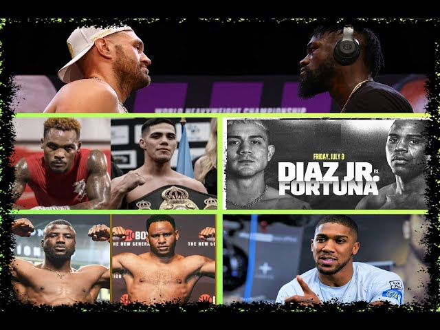 JULY 2021 BOXINGS BEST FIGHTS TO WATCH