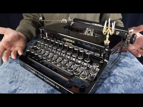 Typewriter Video Series - Episode 55: Picking Favorites