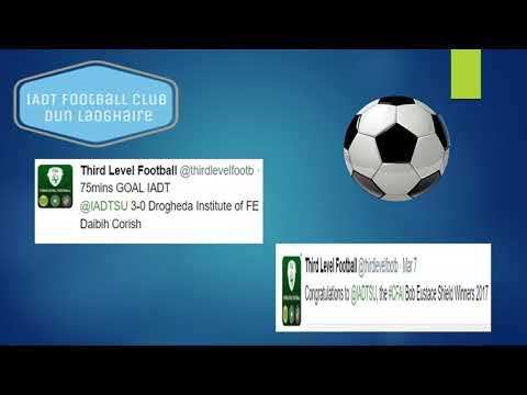 IADT Soccer club season review 2016/17