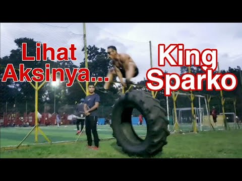 Aksi King Sparko seri 2