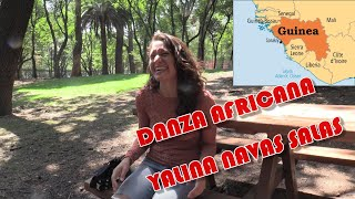 LA DANZA AFRICANA EN MÉXICO  |  YALINA NAVA SALAS VIDEO#1