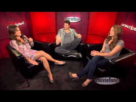Nikki Reed's Favorite Food | 'The Twilight Saga: Eclipse'  Moviefone Unscripted