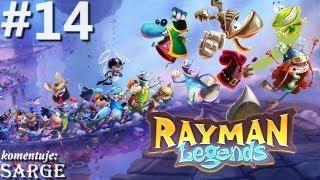 Zagrajmy w Rayman Legends odc. 14 - Świat 5 (Olimpus Maximus #1)