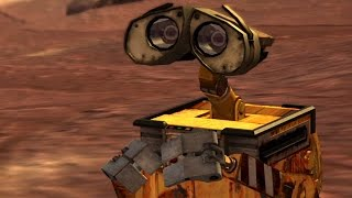 WALL-E - Part 3 [Playstation 3 Gameplay, Non-Commentary]