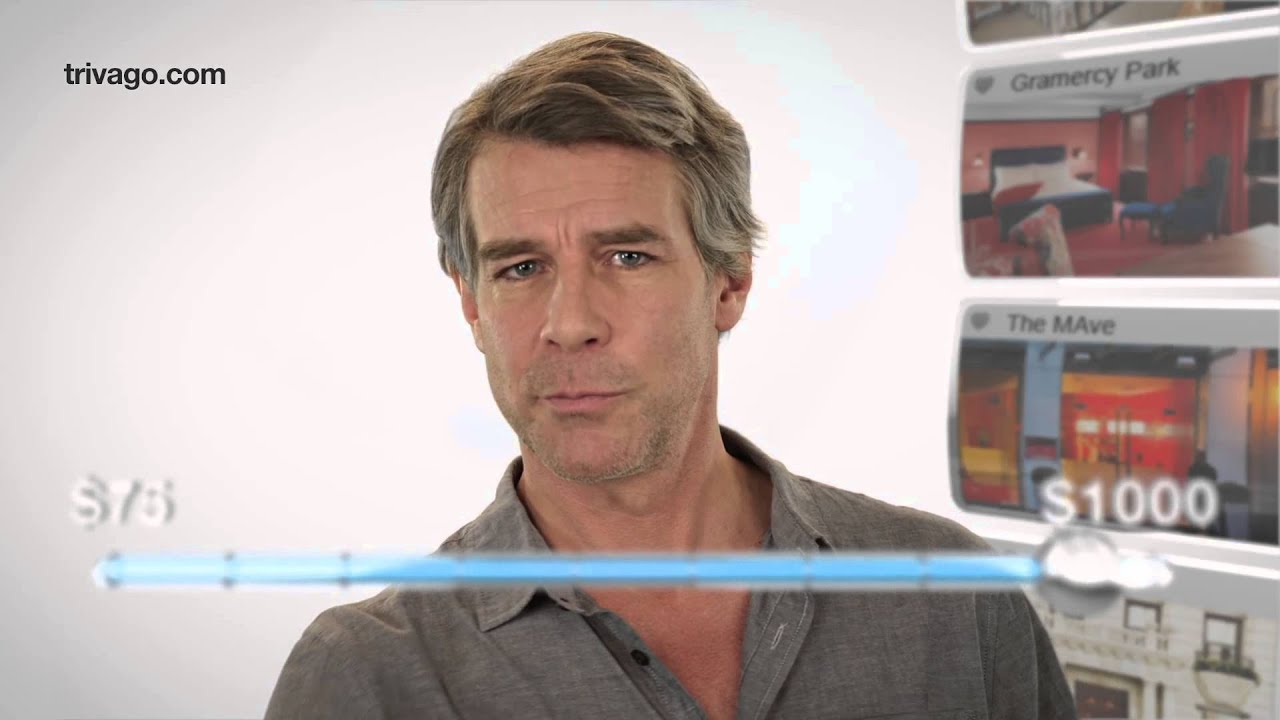 The Trivago Guy: Meet Tim Williams, 'Sloppy, Sexy as Hell