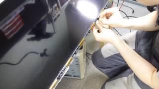 ремонт led подсветки китайского телевизора samsung led-40e58