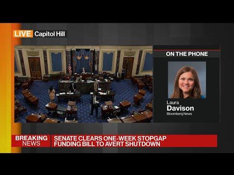Senate Passes Spending Bill to Avoid Shutdown