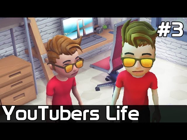 YouTubers Life PL [#3] Moje NOWE Mieszkanie