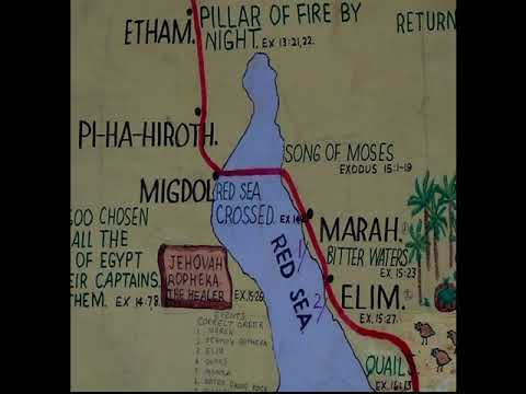 Egypt To Canaan -- Part 1