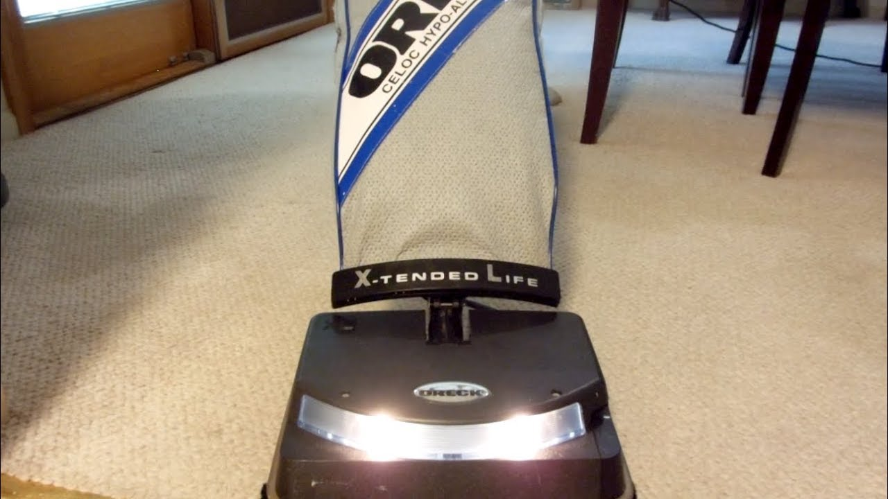 oreck xl2 40th anniversary edition vacuum